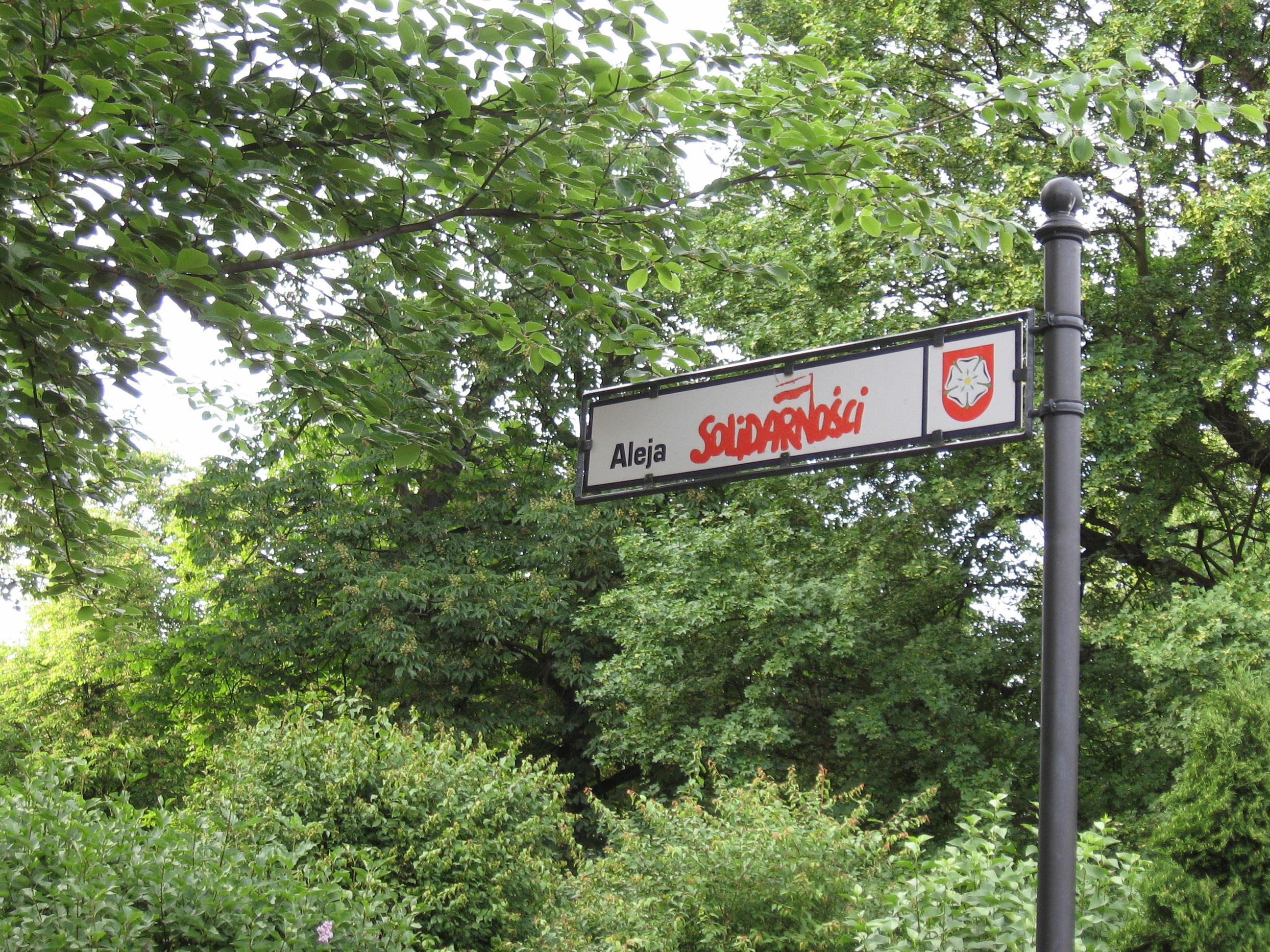 Park Im Dzieci Wrzesińskich We Wrześni